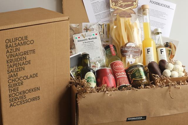 Foodelicious box vergelijken bestellen