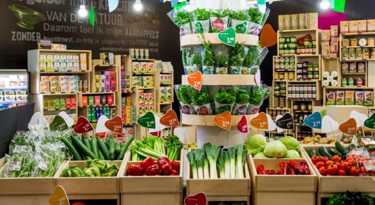 biologische maaltijdbox vergelijken