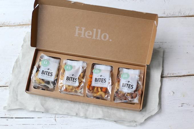 bites we love box vergelijken bestellen