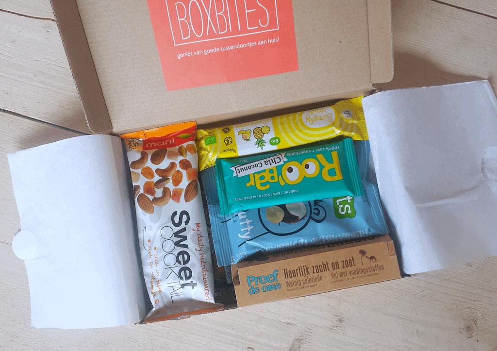 boxbites box vergelijken bestellen