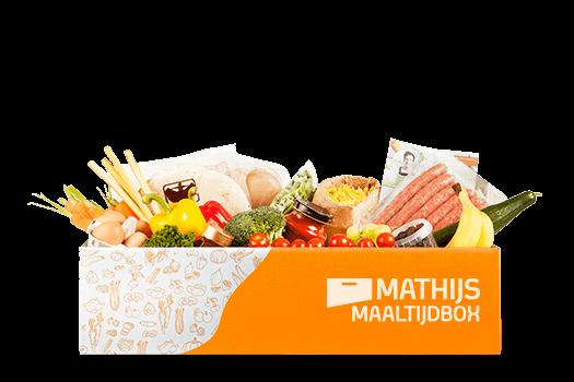 mathijs maaltijdbox familiebox