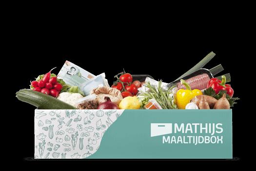 mathijs maaltijdbox variatiebox