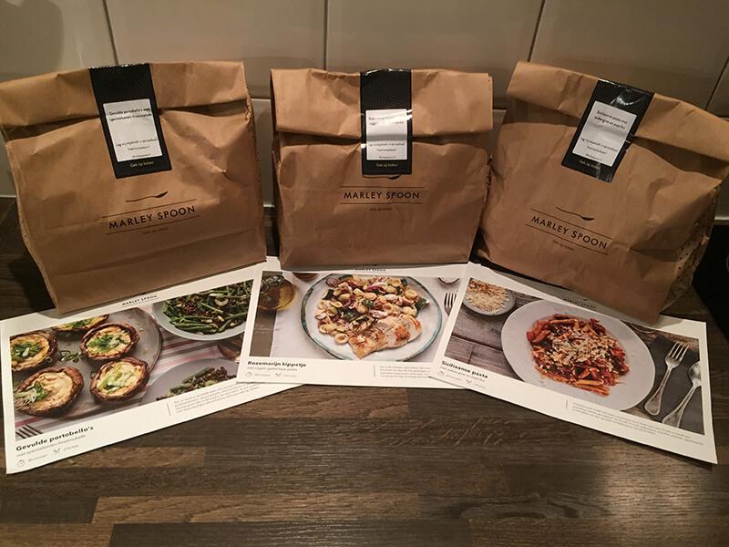 marley spoon recepten review