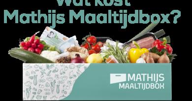 mathijs maaltijdbox prijzen