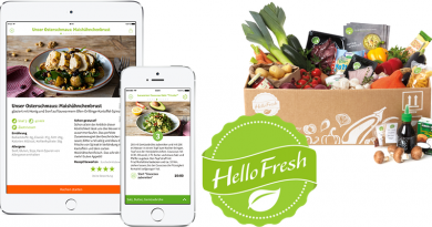 hellofresh app review