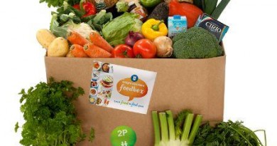 weight watchers foodbox belgie