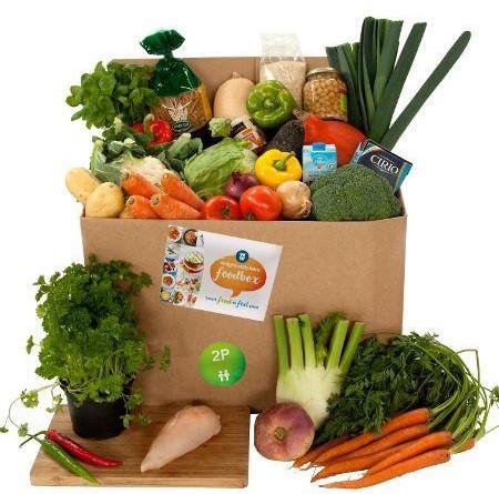weight watchers foodbox belgie