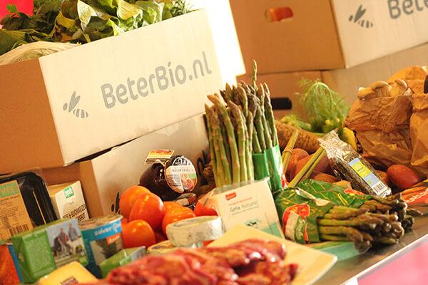Biologische maaltijdbox beterbio