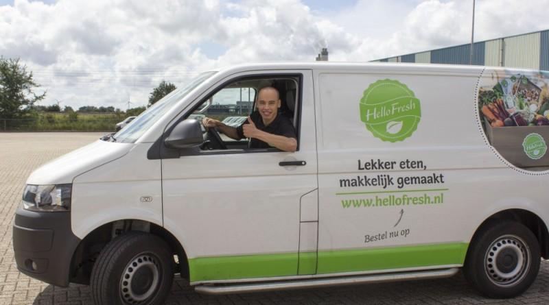 hellofresh marktleider nederland