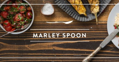 marley spoon 15 miljoen investering