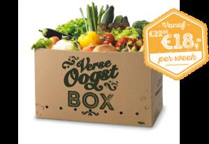 verse oogst box prijzen
