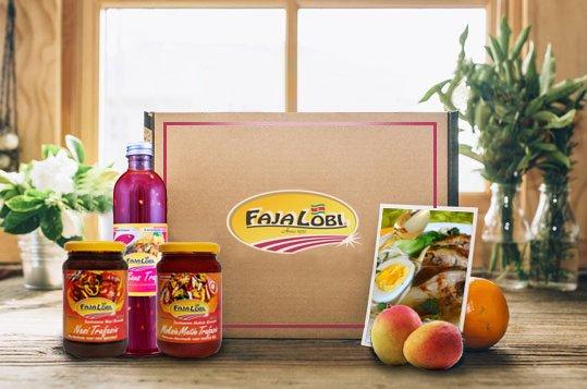 faja lobi surinaamse foodbox