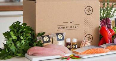 marley spoon belgie