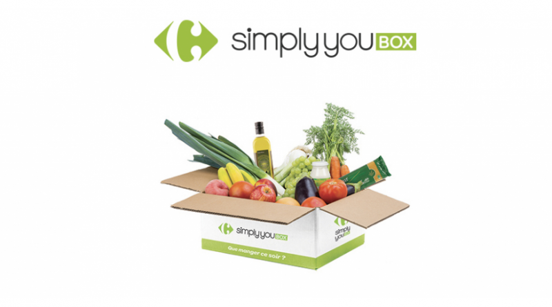 simply you box maaltijdbox carrefour