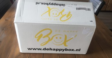 nieuw: happy box boodschappenpakket