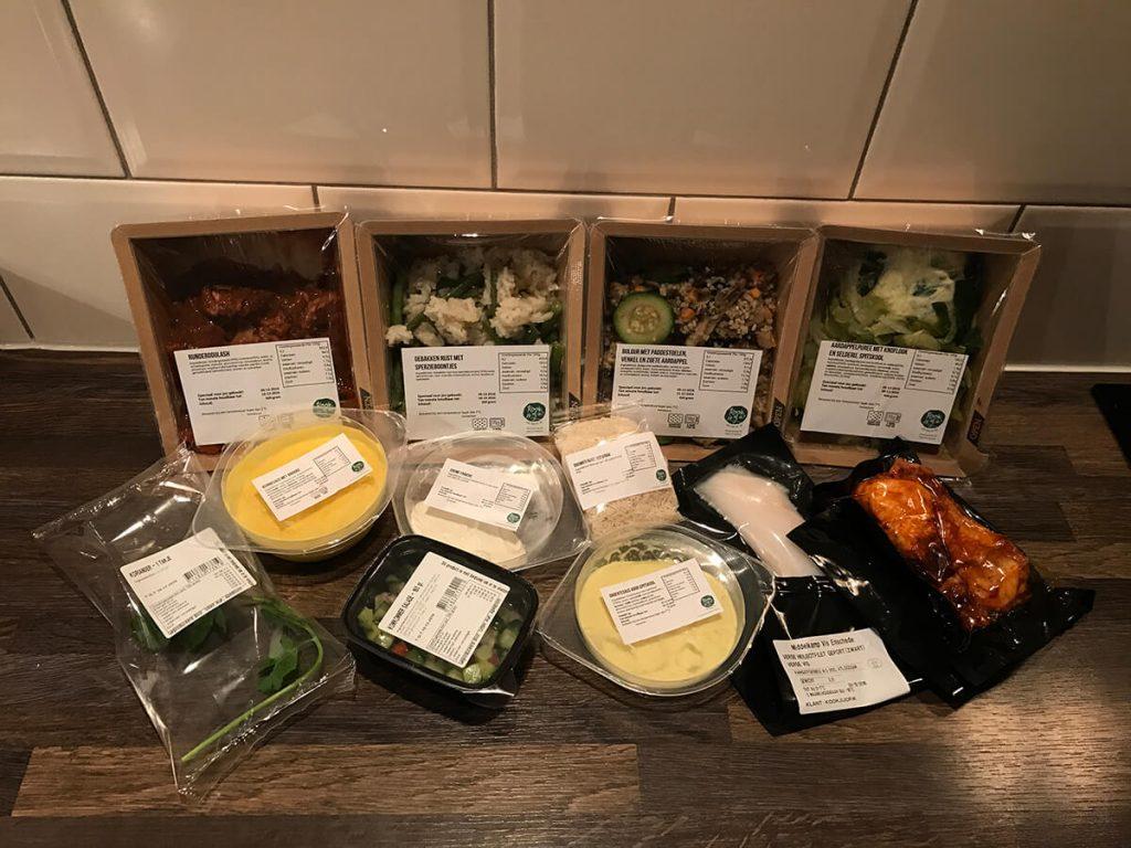 review kookjijofik maaltijdbox