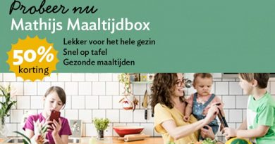 50 procent korting mathijs familiebox