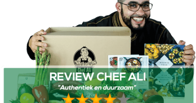 review chef ali