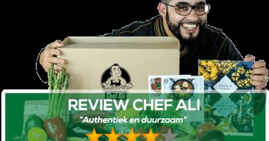 review chef ali