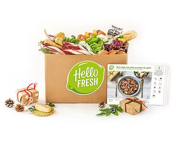 hellofresh veggie-kerst-maaltijdbox 2017