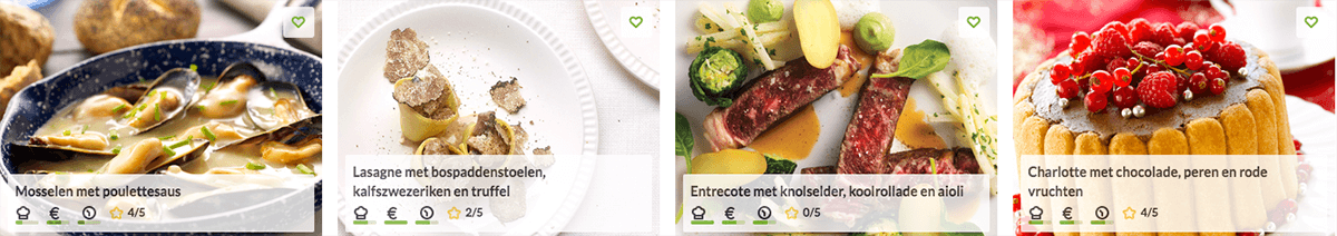 review foodbox delhaize click and cook