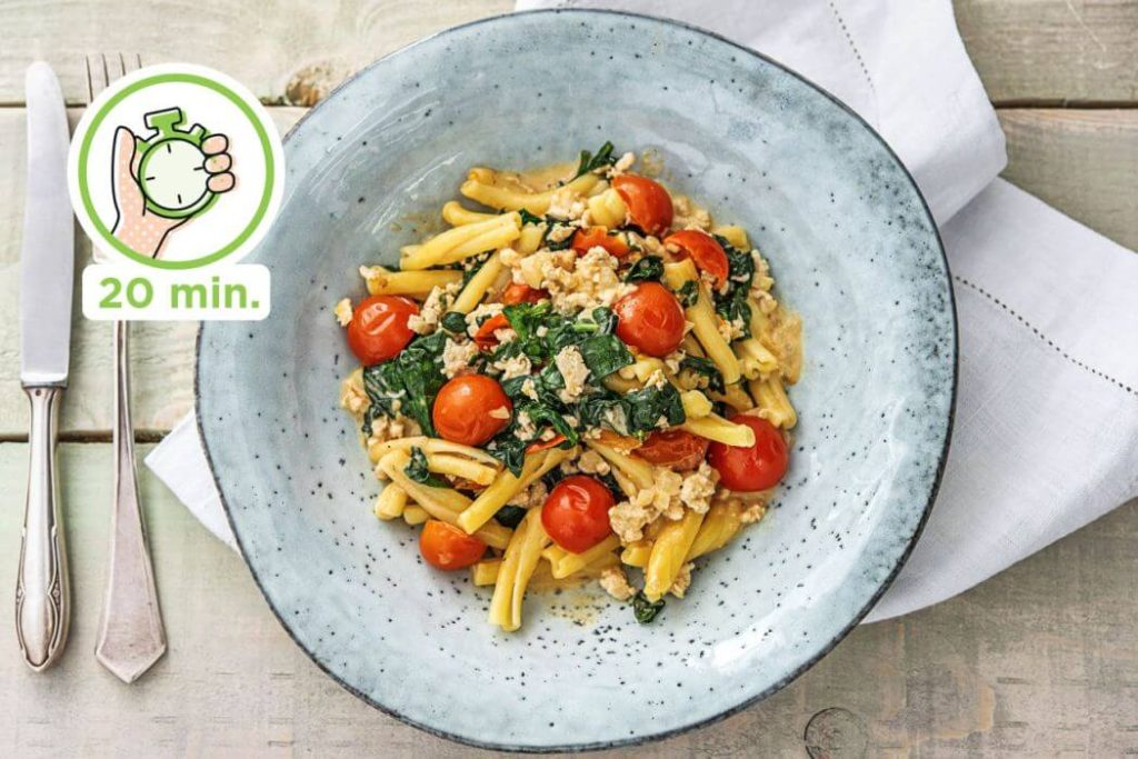 quick and easy maaltijdbox hellofresh
