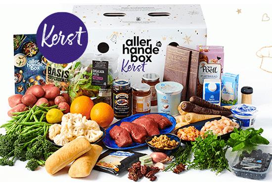 Ah Nl Kerst.Allerhande Kerstbox 2019 Bestel De Albert Heijn Kerst Box