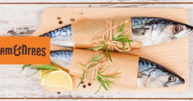 vis van willem en drees