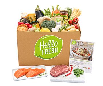 HelloFresh volgens de Richtlijnen goede voeding