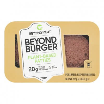 beyond meat in de hellofresh box