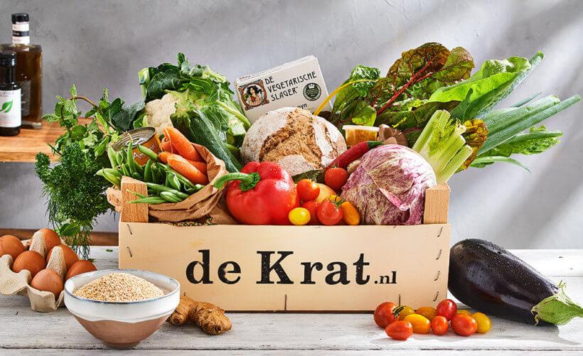 gezondste maaltijdboxen nederland