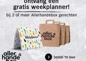 gratis weekplanner allerhande box