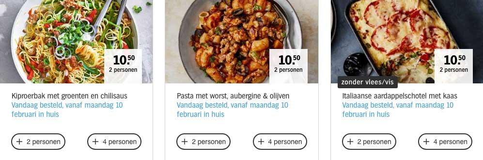 recepten-kiezen-in-de-allerhande-box-albert-heijn